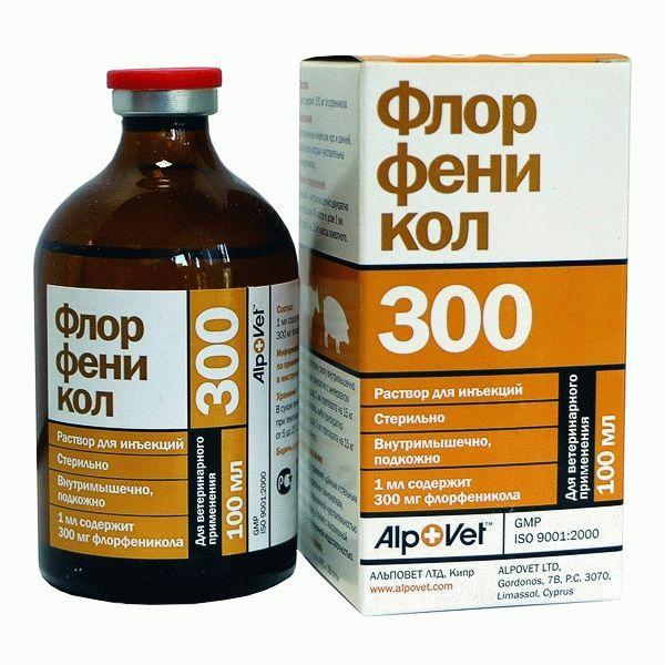 Флорфеникол 30%