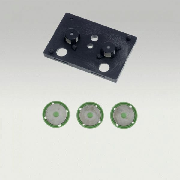 7051-9902-030 Комплект изнашивающихся частей Apex Pulsator для пульсатора