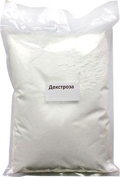 Декстроза моногидрат оральная (глюкоза)