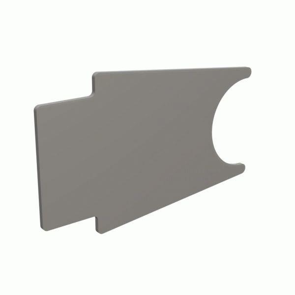 7071-1821-060 Листовая пружина 26,5×16,3×0,5