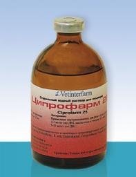Ципрофарм-25