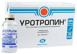 Уротропин 40%