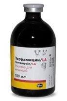 Террамицин LA (Pfizer)