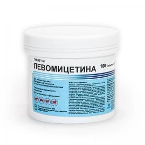 Левомицетин (Асконт+)