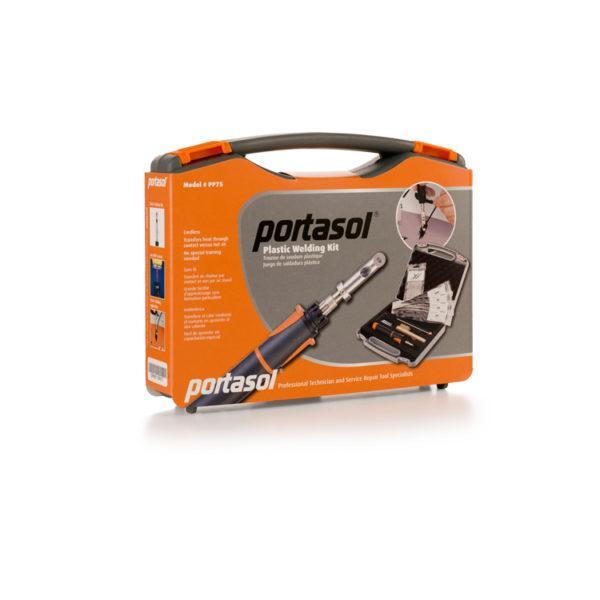 Беспроводной газовый набор для сварки пластика Portasol