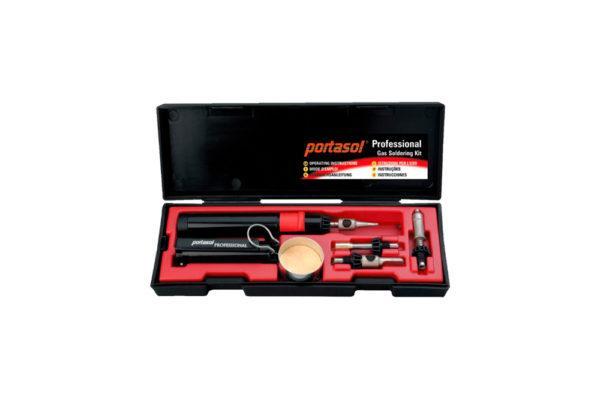 Беспроводной газовый паяльник Professional Technic Portasol 50